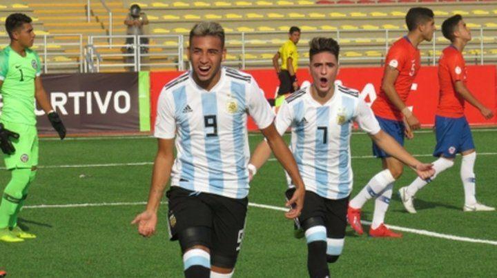 Argentina sigue ganando en el sub 17
