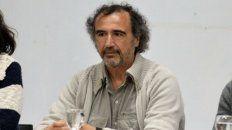 Juan Nóbile del Eaaf, el especialista que trabajó en la cava donde buscaron a Paula Perassi.