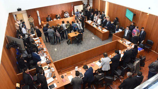 En la décima audiencia del juicio declaró un experto del Equipo Argentino de Antropología Forense.