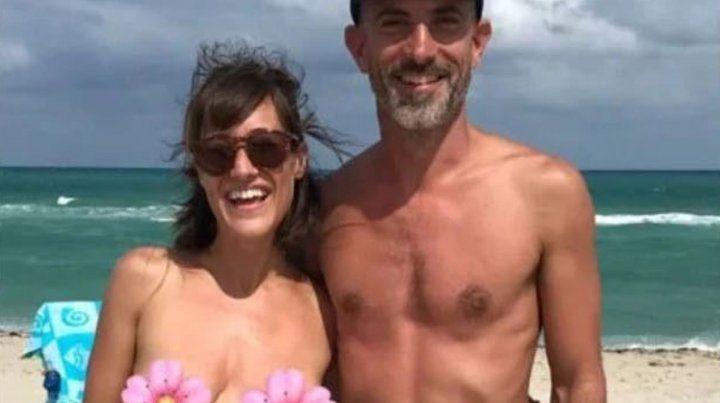 La increíble experiencia de Camila Salazar en una playa nudista