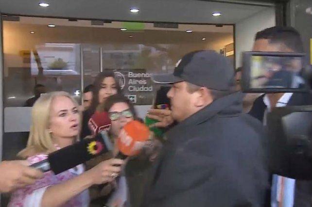 Prisión domiciliaria y tobillera para el taxista que agredió a un conductor en Villa Urquiza