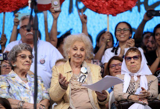 Abuelas de Plaza de Mayo encontró a la nieta 129