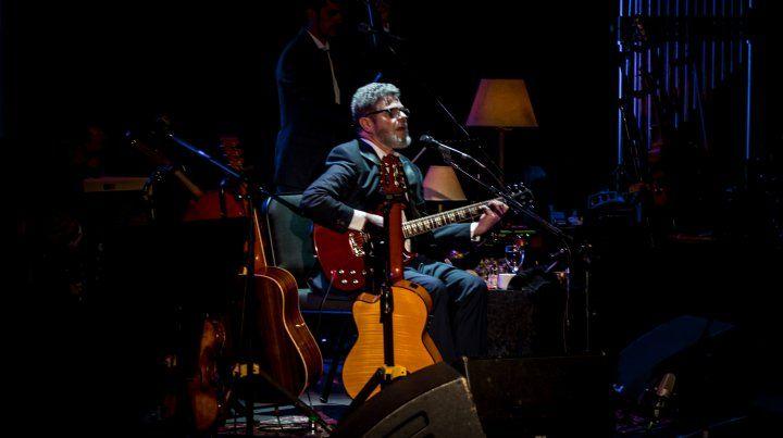 Santaolalla viene a Rosario con lo mejor de su repertorio