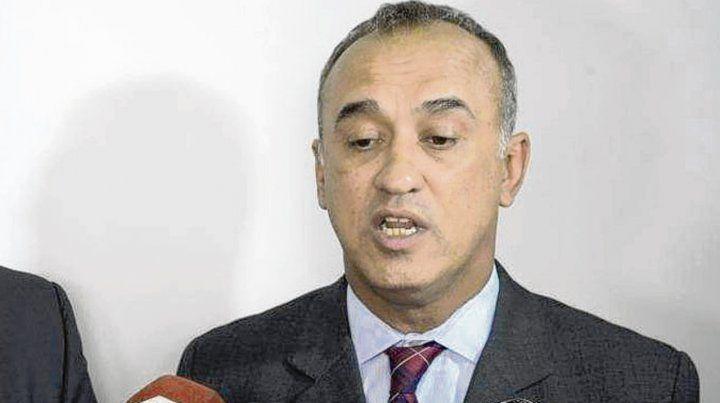 Fiscal de cámara. Adrián Mac Cormack pidió rechazar el pedido de Iborra.