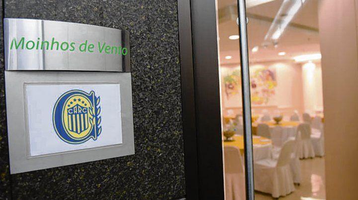 Un salón exclusivo para el canalla en Brasil
