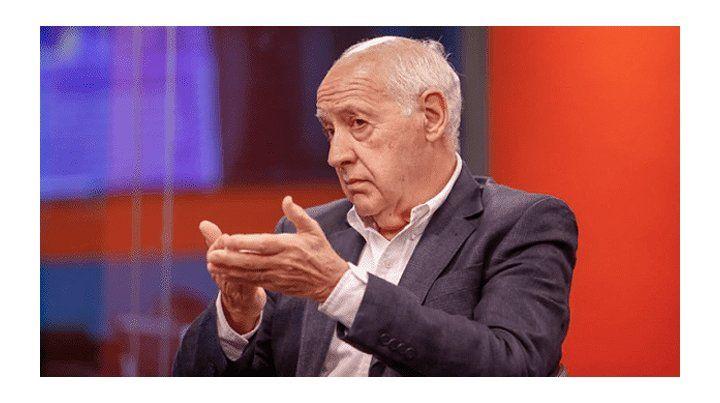 Lavagna dijo que si no hay consenso no le interesa ser candidato