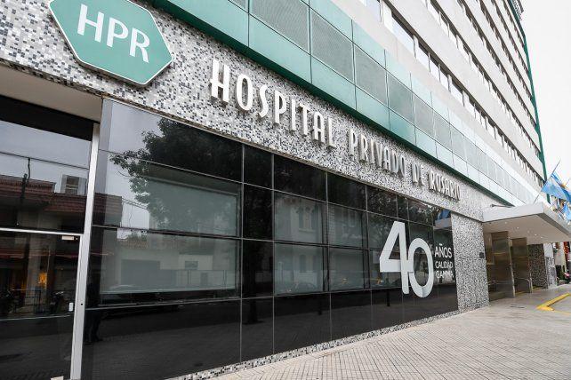 HPR suma app para la Guardia de Traumatología y Clínica
