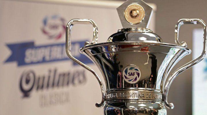 Superliga confirmó que la próxima temporada se mantendrán los cuatro descensos