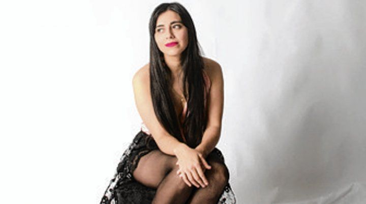 Mariela Carabajal lleva el folclore a El Cairo