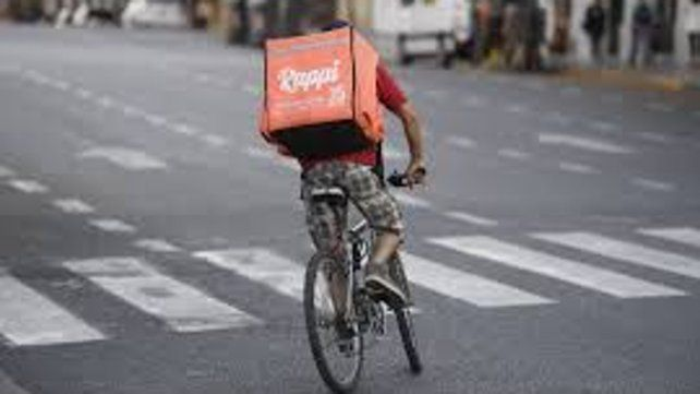 Prohíben los repartos en bicicleta en Buenos Aires