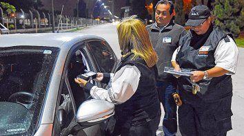Operativos. En el verano se realizaron controles de alcoholemia, en distintos horarios y puntos de la ciudad.