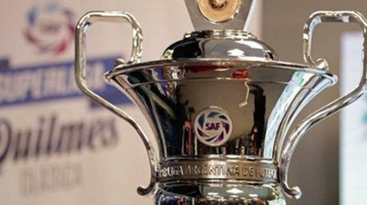 Superliga definió cómo se jugará en 2019/2020