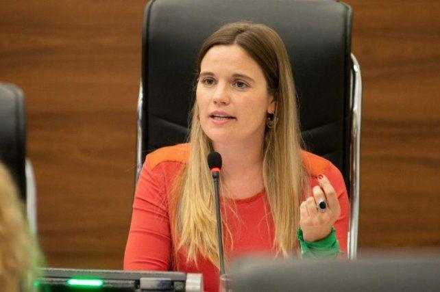 La concejala de Ciudad Futura, Caren Tepp, fue la impulsora del proyecto.