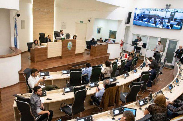 El Concejo aprobó el proyecto sobre tablas por amplia mayoría.