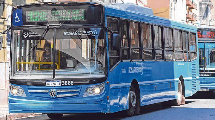 en jaque. El transporte urbano de pasajeros sufre los avatares de la crisis económica.