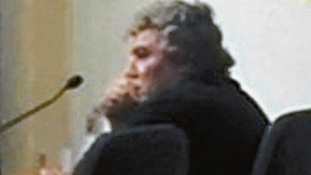 Antonio Di Benedetto en Tribunales.