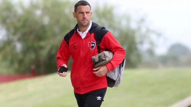 Maxi Rodríguez intentará sumar minutos de fútbol.