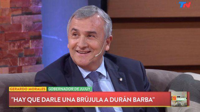 Morales le puso los puntos a Durán Barba: Que cierre la boca