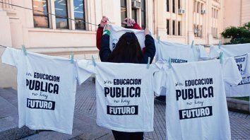 En los últimos años las universidades visibilizaron el conflicto.