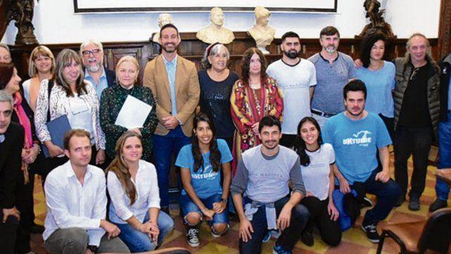 El proyecto Rosariazos se presentó en el Concejo.