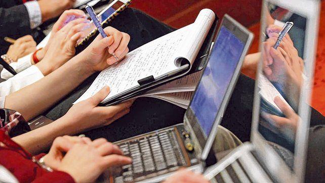 Capacitación de periodismo en entornos digitales