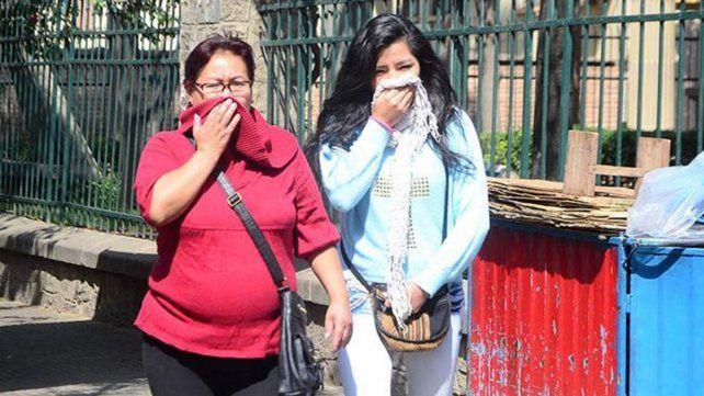 Un olor nauseabundo sorprendió a los habitantes de Buenos Aires
