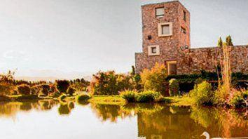 Privilegiada. La Bodega Renacer está ubicada en Luján de Cuyo, al pie de la cordillera de Los Andes.