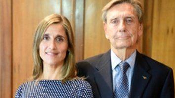 Equipo. Los doctores Florencia y Enrique Spirandelli se dedican especialmente a los síndromes hereditarios.