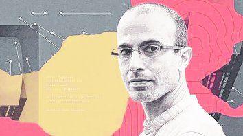 Yuval Harari. El investigador y escritor israelí es uno de los autores que más libros vende en el mundo.