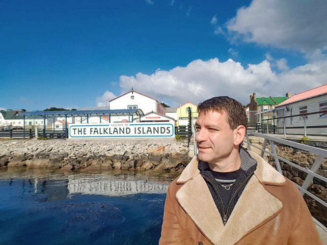 Quiso traer un souvenir de Malvinas y terminó tras las rejas