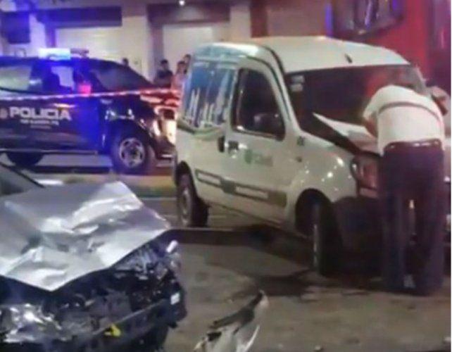Imputan al motocilista que corría la picada fatal en la que murió el tesorero de Ibarlucea