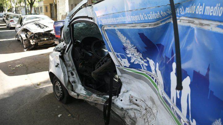 Imputan al motociclista que corría una picada cuando murió el tesorero de Ibarlucea