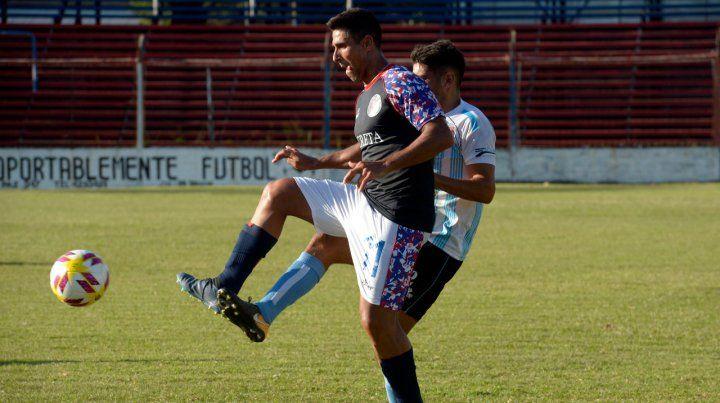 Anotó. Yassogna marcó la apertura para los charrúas en la igualdad ante El Porvenir.