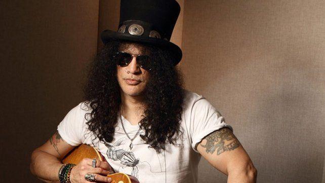 Slash graba y gira con Myles Kennedy & The Conspirators. Ahora están presentando su último disco