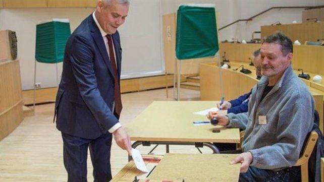 Los socialdemócratas están liderados por Antti Rinne