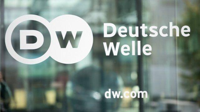 Logo. La DW se ha destacado por su cobertura de Venezuela.