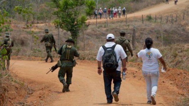 La ONU denuncia violencia en Colombia
