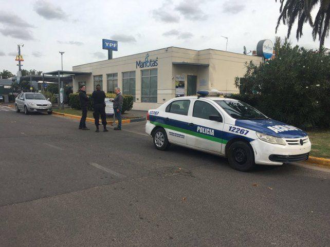 El bailarín Piquín sufrió un asalto comando a la salida de un banco