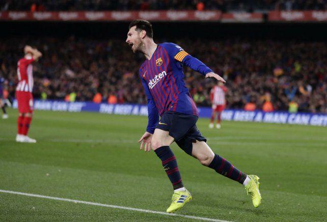 El presidente de Barcelona habló de la cláusula de rescisión de Lio Messi