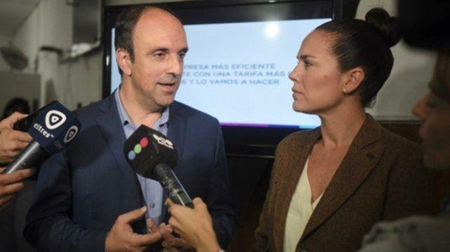 desafío. José Corral y Anita Martínez apuntan a una EPE más eficiente.