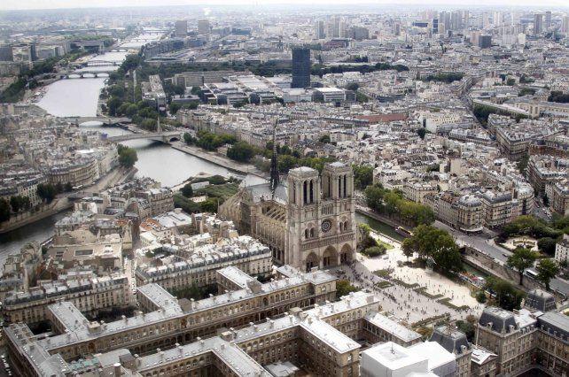 La historia de 850 años de un edificio único, patrimonio del mundo