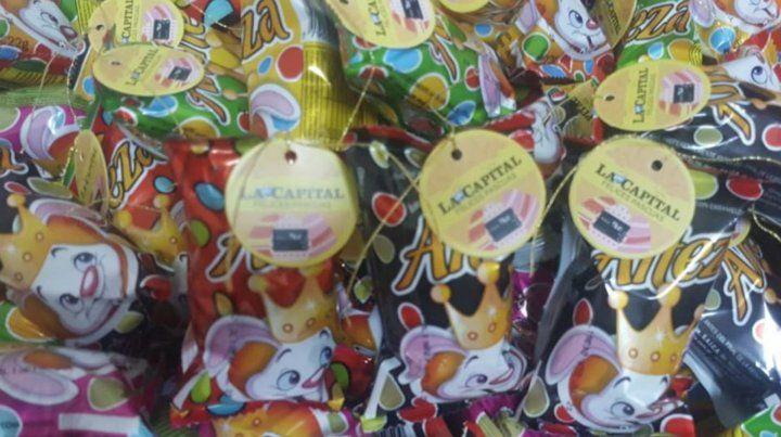 La Capital regala huevos de pascua a los lectores del diario