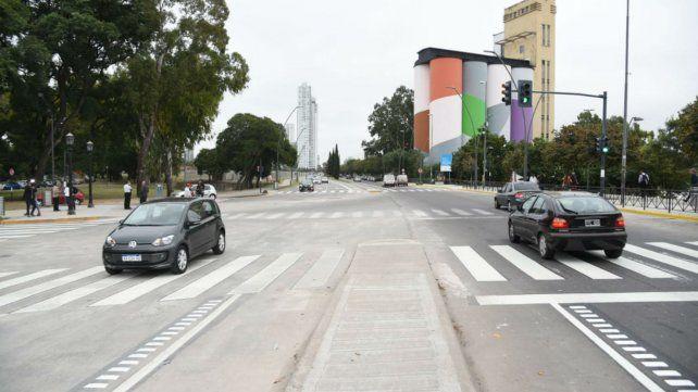 El último tramo de la avenida de La Costa fue inagurado la semana pasada.