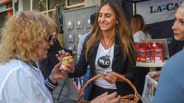 La Capital celebra la Pascua regalando huevos a los lectores