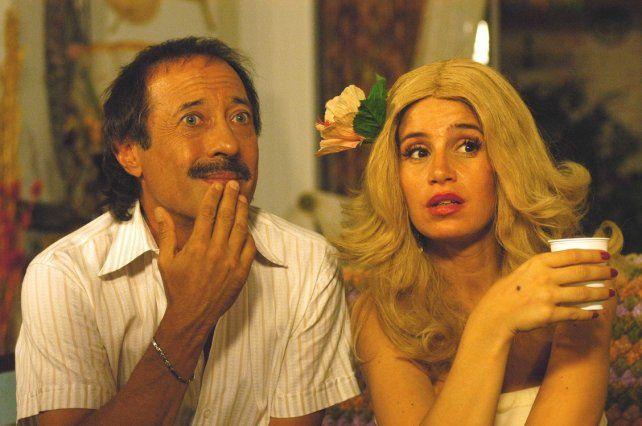 Guillermo Francella y Florencia Peña protagonizaron Casados con hijos.