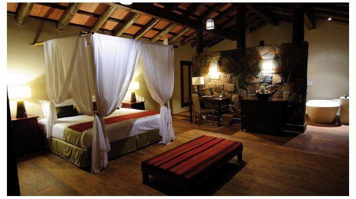 El hotel 5 estrellas más exclusivo de la selva misionera