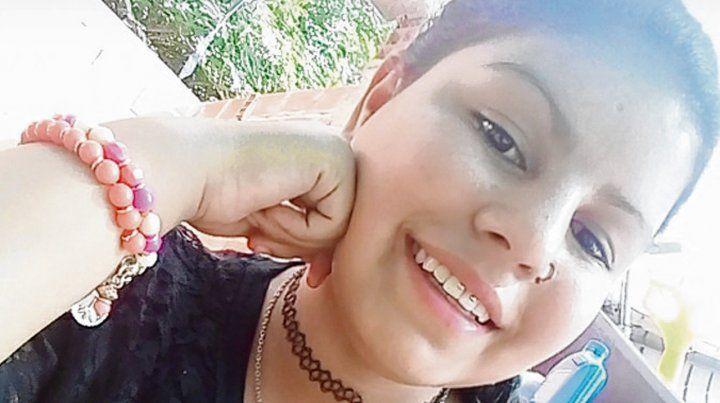Víctima. Pamela fue baleada cuando estaba con dos amiguitos en Lima 2700.