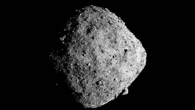 Cómo es Bennu, el asteroide que podría chocar contra la Tierra