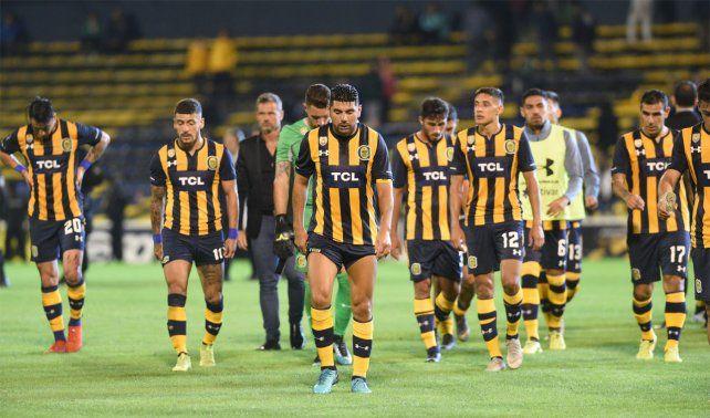 Rosario Central no encuentra el rumbo para cambiar el presente futbolístico.