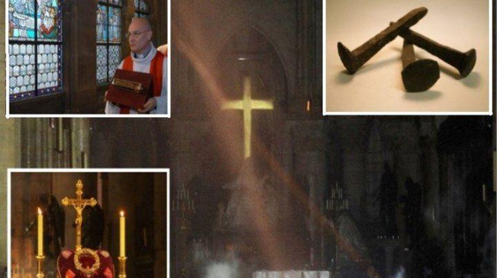 Solari Parravicini, el argentino que predijo el incendio de la catedral de París
